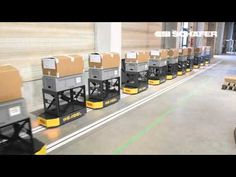 Hermes Fulfilment GmbH, provider of international full-service e-commerce solutions, is tackling new challenges using the AGV WEASEL®. A flexible link has be...
