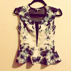 Charlotte Russe top for only $10