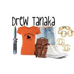 Drew Tanaka