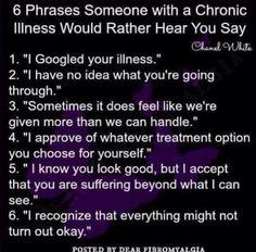 chronic illness