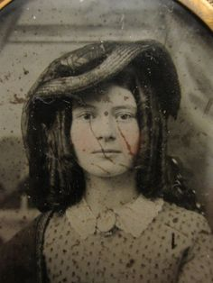 Antique American Beauty Ambrotype Young Lady Brunette Big Curls Civil War Photo | eBay