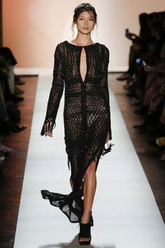 See the Herve Leger by Max Azria spring/summer 2016 collection. Click through for full gallery at vogue.co.uk