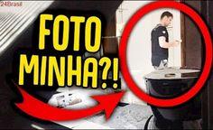 O INVASOR TIROU FOTOS MINHAS!! [ REZENDE EVIL ]