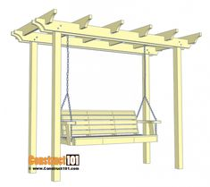 Pergola Plans Pergola Plans Plans Plans attached to house Plans design Plans diy Plans how to build Plans roofs Plans step by step Pergola Plans DIY Arbor Swing
