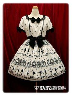 Le lac des Cygnes Odette one piece dress