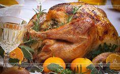 Kurczak w miodzie i pomarańczach
