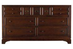 Archipelago California Dresser, Mahogany