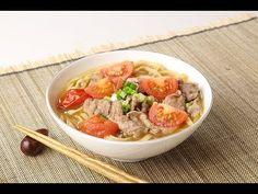 日日煮烹飪短片 - 蕃茄肥牛湯麵