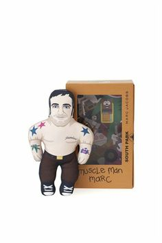Muscle Man Marc Doll