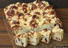 Ciasto Inka - Obżarciuch Cookies, Foods, Crack Crackers, Food Food, Food Items, Biscuits, Cookie Recipes, Cookie, Biscuit