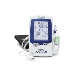 SpO2 vital signs monitor / temperature / NIBP / portable Spot Vital Signs® LXi series WelchAllyn
