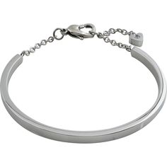 Dressed to perfection but out of options when it comes to accessories? Look trendy with this simple yet elegant rounded bracelet. The metal arc is uniform in size and can also carry an engraving. The clasp is an adjustable one; this helps add the comfort factor. Team it up with any outfit and it is sure to blend in with your overall look. Plz Tag, comment and share, if you love it, or want it! price - 1950/- Shop Now - http://www.orosilber.com/…/Personalised…/cid-CU00218226.aspx