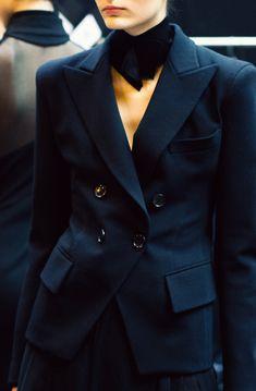 blazer w/ a hint of sexy