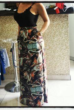 Amando essa saia... Linda!