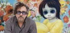 Big Eyes' Director Tim Burton On Finding Poetry In Bad Paintings ...