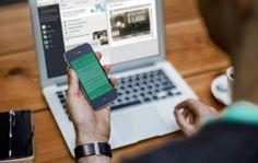 Divulgação - O básico da organização. Com o Evernote — ou outros apps do gênero, como o OneNote —, a pessoa consegue reunir todas as suas anotações em um só lugar. É possível escrever textos, criar listas, salvar artigos da internet, adicionar fotos e vídeos. O app está disponível em quase todas as plataformas, como iOS, Android, Windows Phone, Blackberry e PC.iPhone|Android