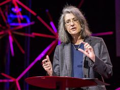 """TED TALK: Elyn Saks - Law Professor opens up about her schizophrenic episodes     """"...the better treatments we can provide, the more we can offer people with care and not have to use force."""""""