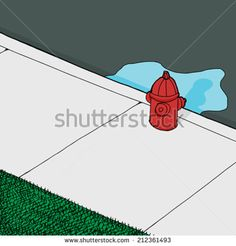 Find Background Leaky Fire Hydrant On Sidewalk stock images in HD and millions of other royalty-free stock photos, illustrations and vectors in the Shutterstock collection. Thousands of new, high-quality pictures added every day. Disney Characters, Fictional Characters, Aurora Sleeping Beauty, Royalty Free Stock Photos, Sidewalk, Fire, Disney Princess, Illustration, Pictures