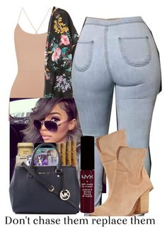 """""""Fall #2"""" by babygirlnia14 ❤ liked on Polyvore featuring Valentino, H&M, Splendid and NYX"""