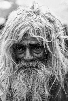 Sadhu from India....Photo by Atish Sen