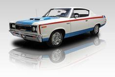 1970 AMC Rebel Machine White