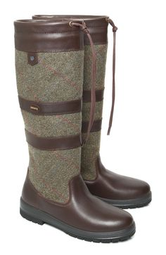 ed9e35dd95 Galway Tweed Boot Dubarry Boots