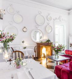 Restauracja Endorfina Foksal wnętrze  Zdjęcie Firma Milton Brown