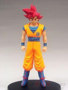 Nuevas figuras Dragon Ball Z Battle of Gods