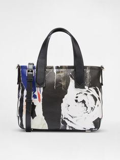 Ripped Rose Tote