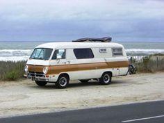 Dodge  (RV) A 100   Van -  1967
