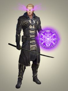 m Fighter Elrich Knight sword casting d&d Pathfinder RPG - Community Fantasy Wizard, Fantasy Male, Fantasy Armor, High Fantasy, Dnd Characters, Fantasy Characters, Fantasy Inspiration, Character Inspiration, Character Concept
