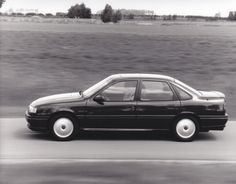 Opel Vectra GT (9/93)