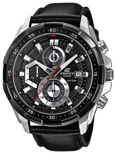 Buy Casio EFR-539L-1AVUEF Edifice Chrono Mens Watch from uhrcenter Watch Shop. ✓Official Casio Stockist!