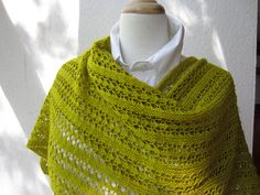 Blij dat ik brei Mooie sjaal, patroon is te vinden bij Avelinux op Ravelry
