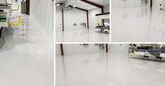 This manufacturing facility chose our Epoxy Mastic and Polyester Polyurethane Clear for their floor coating system. The customer chose the Polyester Polyurethane topcoat to increase the abrasion and impact resistance of their flooring system. Concrete Floor Coatings, Concrete Floors, Epoxy Coating, Topcoat, Flooring, Concrete Floor, Top Coat, Wood Flooring, Frock Coat