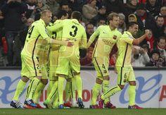 Athletic, 2 - Barça, 5