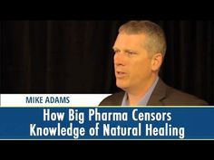 In this video, Big Pharma doesn't want people using natural remedies that interfere with the poisons they prescribe, and how backwards this approach to healing is. REALLY LISTEN TO THIS MESSAGE (only 3-min) IT MAKES TOTAL SENSE --- how ridiculous is current propaganda from Big Pharma and Media and therefore, your traditional doctors of currently practiced medicine.