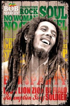 Bob Marley Songs (24x36) - MUS91167