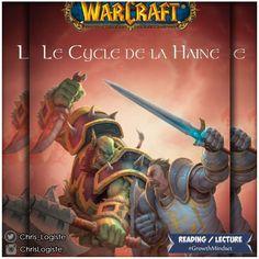 World of Warcraft - Le cycle de la haine (11 août 2010) // La Légion ardente a été vaincue, et les régions orientales de Kalimdor sont maintenant partagées entre deux nations : les orcs de Durotar, menés par leur noble chef de guerre Thrall ; et les humains de Theramore, gouvernés par l'un des plus puissants mages alors en vie : dame Jaina Portvaillant. #vendredilecture #wow #world #warcraft #livre