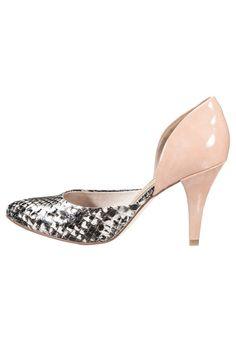 Ein D'Orsay-Pumps darf in deiner Schuhsammlung nicht fehlen! Tamaris Pumps - black/rose für 35,95 € (19.02.16) versandkostenfrei bei Zalando bestellen.