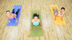 Hangover Helper: Detox Yoga Flow: Designed to help you feel better after a night of partying, this sweet and simple yoga flow sequence is the perfect hangover remedy.