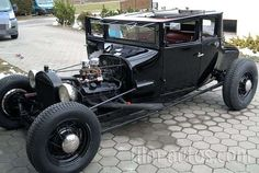 Ford Model T Hot Rod Bild