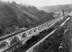 Laxey Wheel Irish Sea, Manx, Isle Of Man, Covered Bridges, Railroad Tracks, Buildings, Island, Explore, Vacation