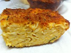 recipe macaroni pie | ...one of my favorites!!!!