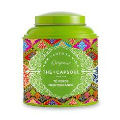 Té granel Verde Mediterráneo – The Capsoul Coffee & Tea