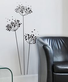 Bubble Flower Wall Decal Set | Daily deals for moms, babies and kids