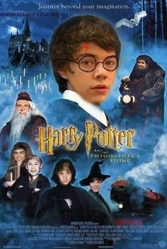 Your a wizard, Harry! No im just Harry!!! It has happened!