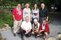Dr. Wolf Dieter Storl, Dr. Dorothe Struck, HP Anne Lohmann, HP Peter Germann, HP Uwe Schlutt, Dr. Anita Kracke, HP Birgitta Neuber
