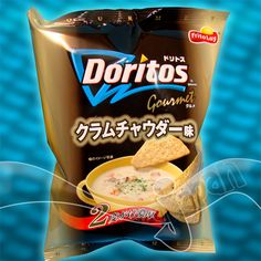 Japanese Candy Wow Way Different From Our Doritos