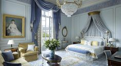 Booking.com: Shangri-La Hotel, Paris - París, Francia
